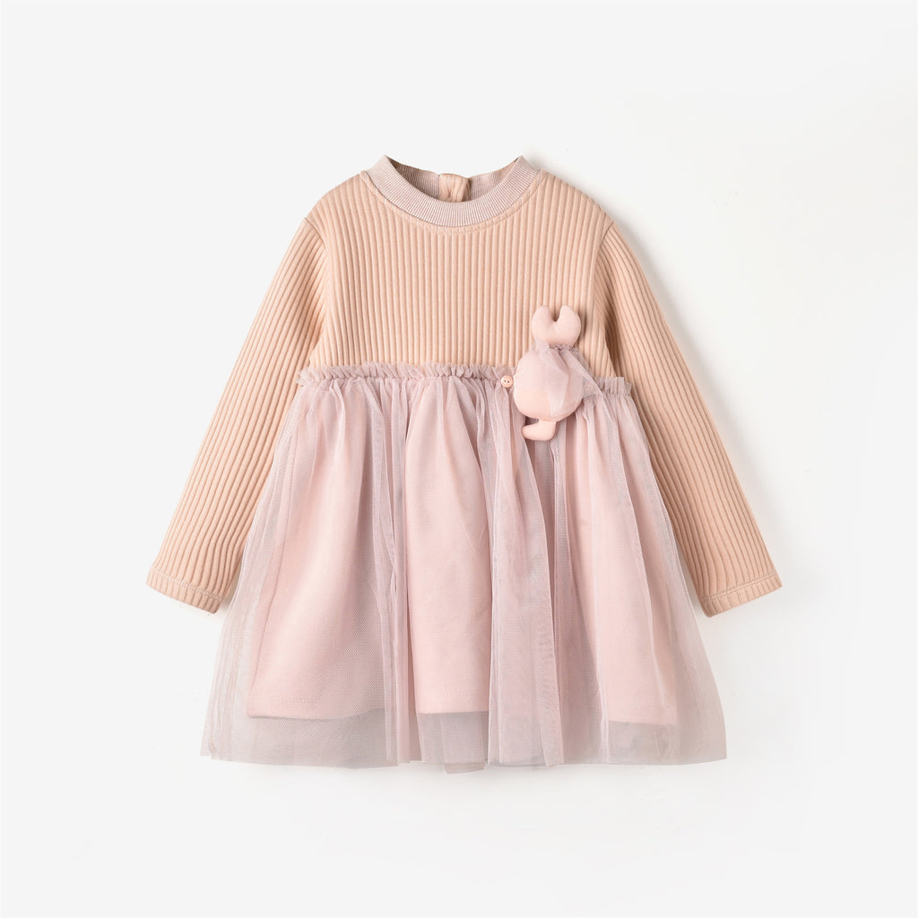 Claire Dress DUSTY PINK