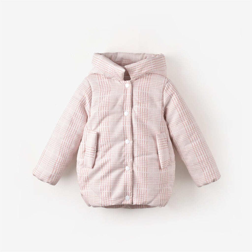 Harper Coat DUSTY PINK