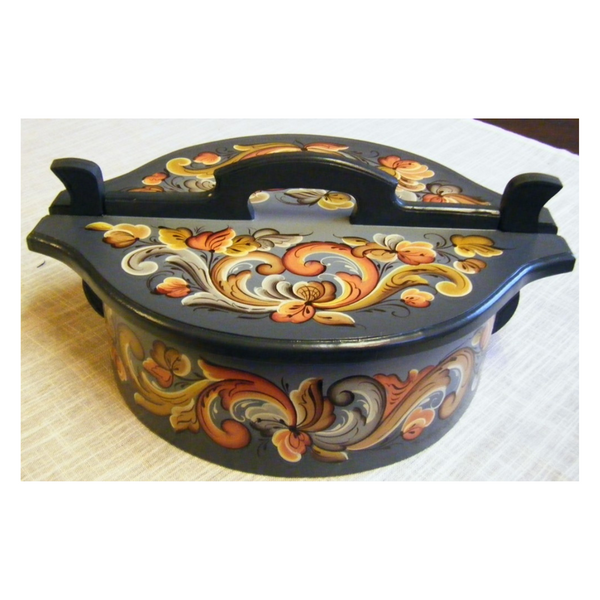 Rosemaling tine, made in norway, handmade in norway, designorway.com