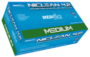 Niclean 4.2 Powder Free Nitrile Gloves