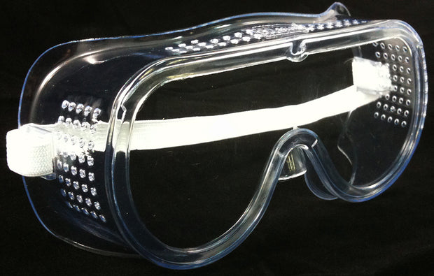 Clear Lens Safety Goggles