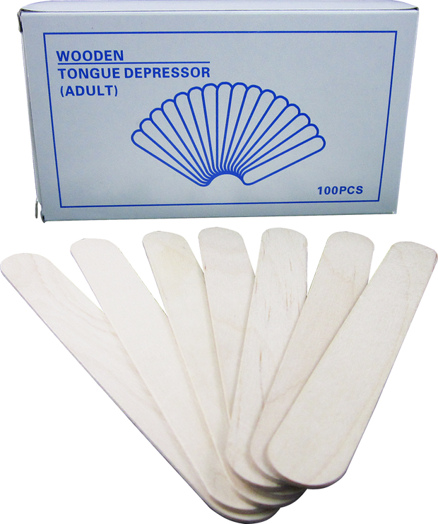 Tongue Depressor Wood