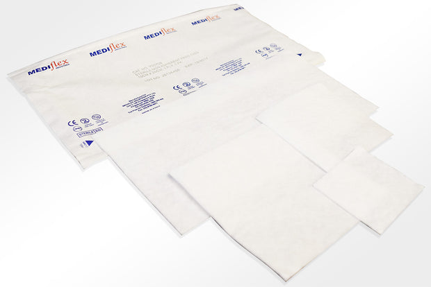 Sterile Non-Adherent Pads - 135GSM
