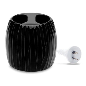 Electric Wax Melt Burner - Black
