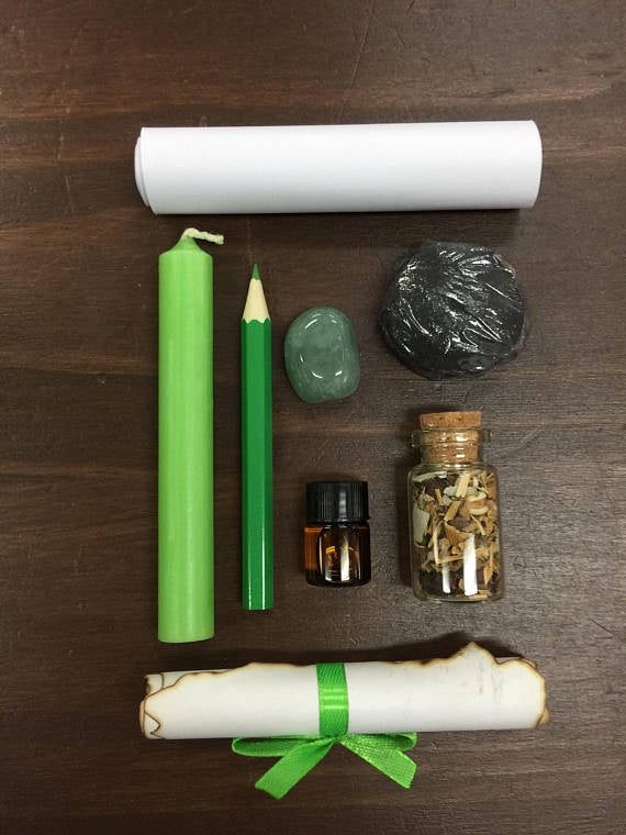 New Beginnings Manifesting Spell Kit