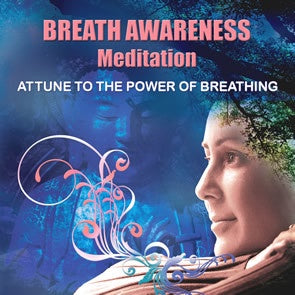 Breath Awareness Meditation CD James Wild