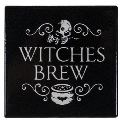 Witches Brew Coasters - Set of 4