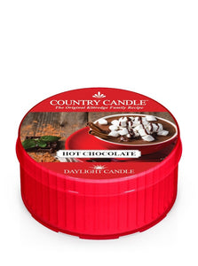 Country Candle Daylight - Hot Chocolate