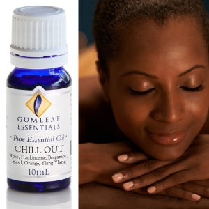 Chill Out Essential Oil Blend