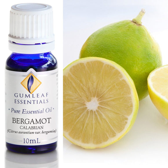 Gumleaf Pure Essential Oil - Bergamot