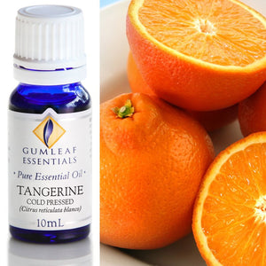 Gumleaf Pure Essential Oil - Tangerine