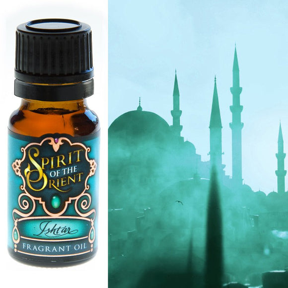 Spirit of the Orient Fragrance Oil - Ishtar