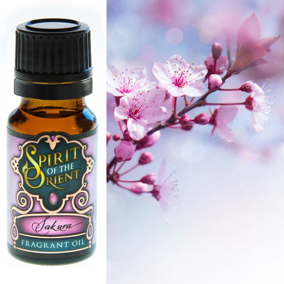 Spirit of the Orient Fragrance Oil - Sakura