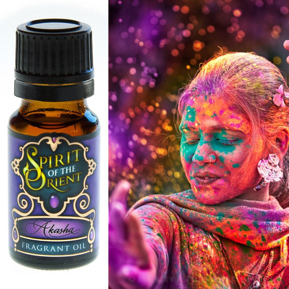 Spirit of the Orient Fragrance Oil - Akasha
