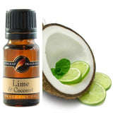 Lime & Coconut Fragrance Oil
