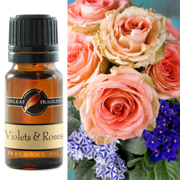 Violets and Roses Fragrance Oil