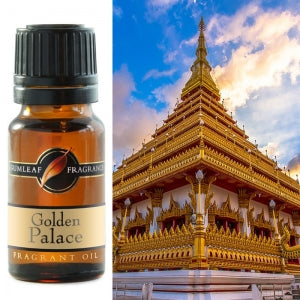 Golden Palace Fragrance Oil