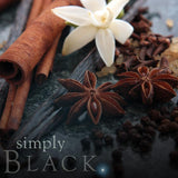 Simply Reed Diffuser Refill - Black