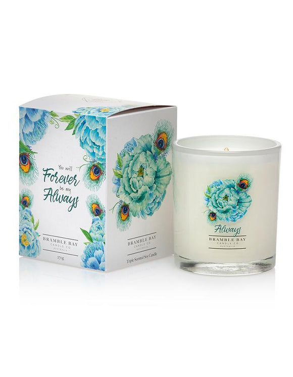 Bramble Bay 270g Candle - Forever Always