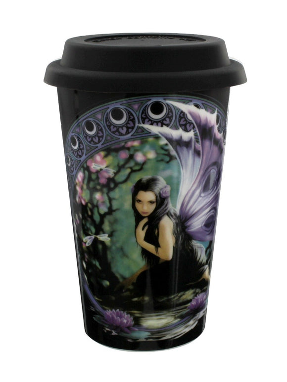 Naiad - Anne Stokes Travel Mug