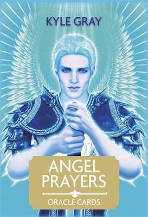 Angel Prayers Oracle Cards Kyle Gray