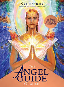 The Angel Guide Oracle - Kyle Gray