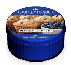 Country Candle Daylight - Blueberry Muffin