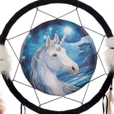 Unicorn Dreamcatcher 33cm (Lisa Parker)
