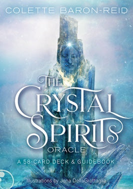 The Crystal Spirits Oracle - Colette Baron-Reid