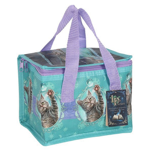 Hubble Bubble Lunch Bag by Lisa Parker