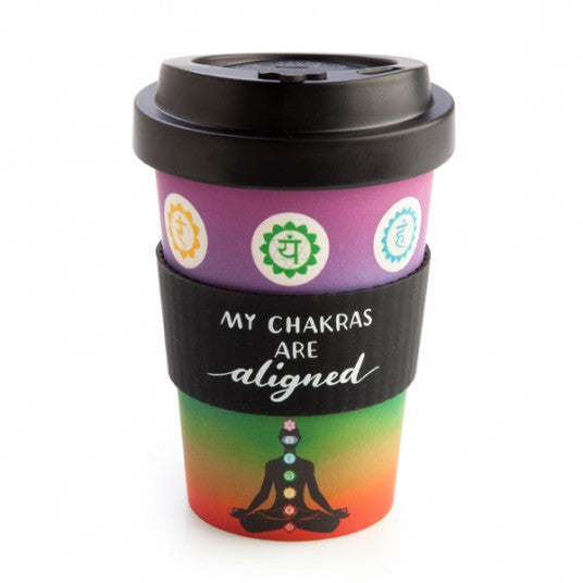 Eco-To-Go Bamboo Cup ~ Chakra