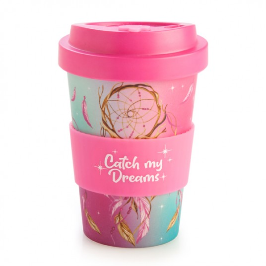 Eco-To-Go Cup ~ Dreamcatcher