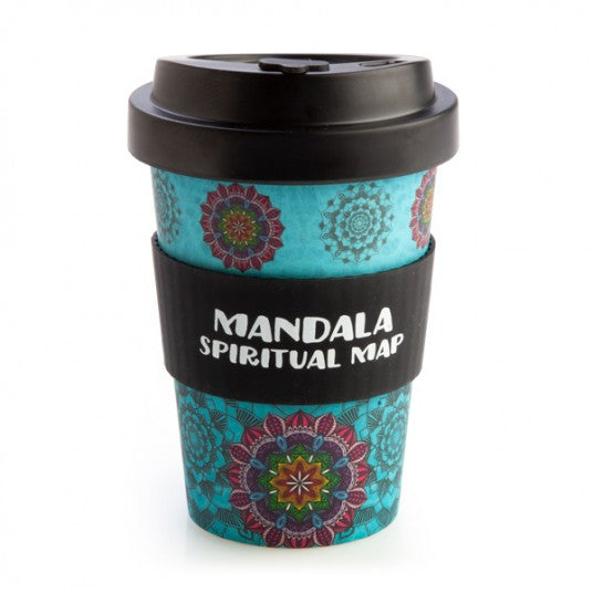 Copy of Eco-To-Go Bamboo Cup ~ Mandala