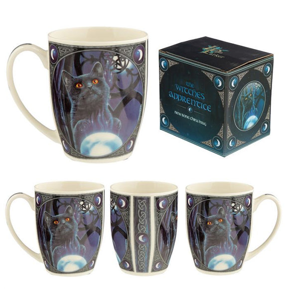 The Witches Apprentice Porcelain Mug (Lisa Parker)