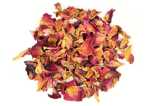 Rose Petals Loose Dried Herbs