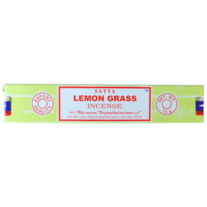 Satya - Lemongrass Incense