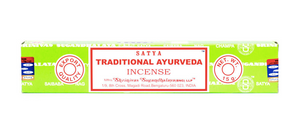 Satya - Traditional Ayurveda Incense