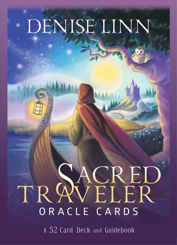 Sacred Traveler Oracle Cards - Denise Linn