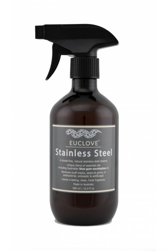 Euclove Stainless Steel Cleaner 500ml