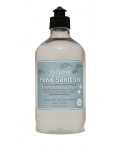 Euclove Home Hand Sanitiser 500ml