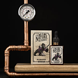 Steampunk Strong Potion - The Nature Alchemist