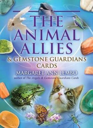 The Animal Allies & Gemstone Guardians Cards - Margaret Ann Lembo