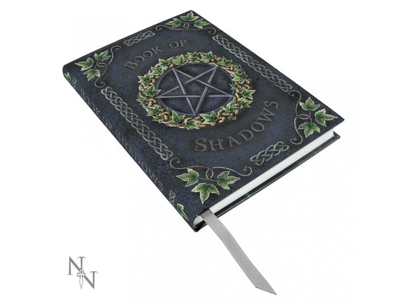 Embossed Book Of Shadows - Ivy 17cm