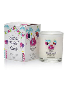 Bramble Bay 270g Candle - Bright Smile Birthday