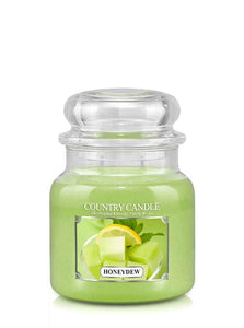 Country Candle Medium - Honeydew