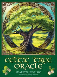 The Celtic Tree Oracle Sharlyn Hidalgo