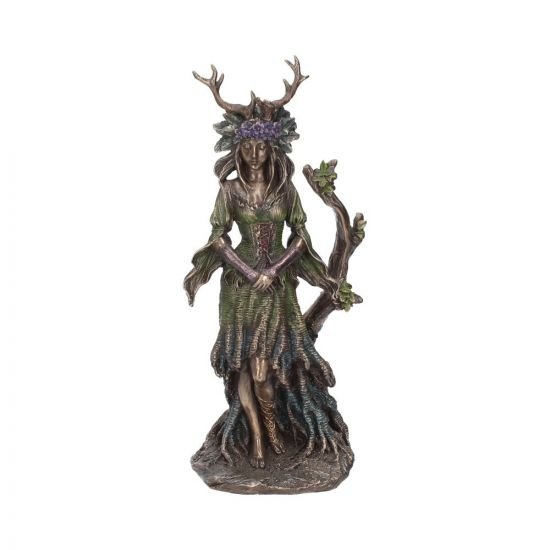 Lady Of The Forest Bronze 25cm