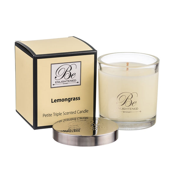 Lemongrass Petite - Be Enlightened Candle