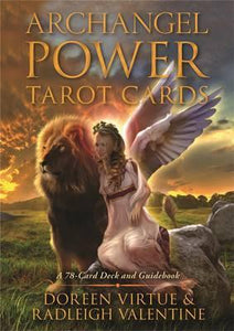 Archangel Power Tarot Cards Doreen Virtue & Radleigh Valentine
