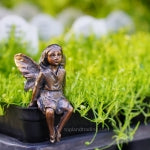Little Fairy Flower Pot Hugger